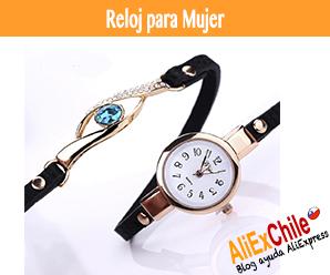Comprar reloj para mujer en AliExpress