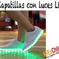 Comprar zapatillas con luces LED en AliExpress