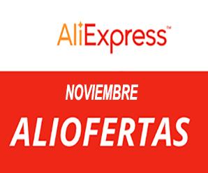 ¿No comprastes para el 11.11 de AliExpress? conoce las ofertas de Noviembre