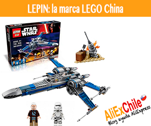 LEPIN: La marca LEGO China a excelentes precios