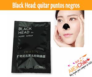 Black Head: Mascarilla para quitar puntos negros en AliExpress