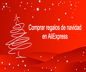Comprar regalos de Navidad en AliExpress