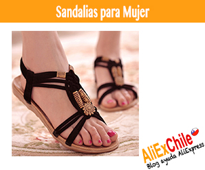 Comprar sandalias para mujer en AliExpress
