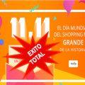 Éxito total el 11.11 de AliExpress 2016 en Chile
