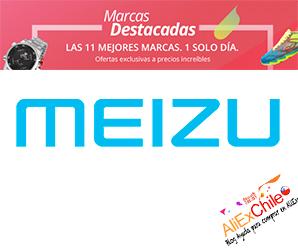 Meizu: Celulares con descuentos increíbles éste 11.11 en AliExpress