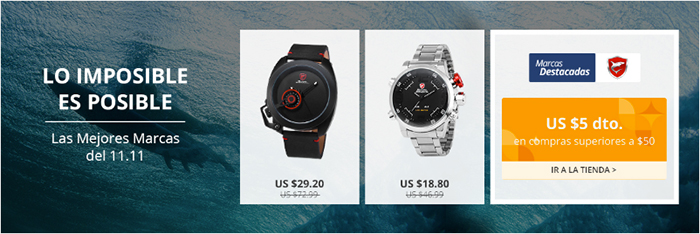marca-relojes-shark-11-11-aliexpress