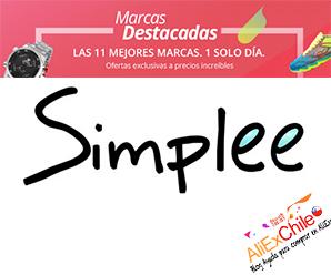 Simplee: Ropa para mujer con descuentos increíbles éste 11.11 en AliExpress