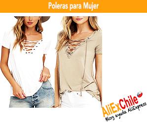 43c564f5b60 Comprar poleras para mujer en AliExpress