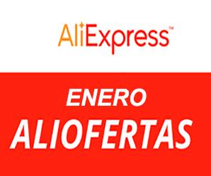 Enero: Comienza el año 2017 con ofertas en AliExpress