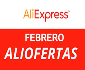 Comienza Febrero con ofertas en AliExpress
