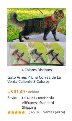 comprar juguetes para gatos en aliexpress