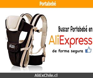 Comprar portabebé en AliExpress