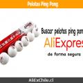 Comprar pelotas de ping pong en AliExpress