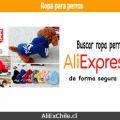 Comprar ropa para perros en AliExpress