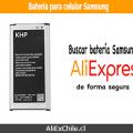 Comprar batería para celular Samsung en AliExpress