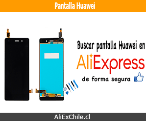 Comprar pantalla para celular Huawei en AliExpress