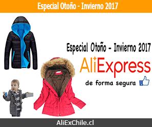 Especial Otoño – Invierno 2017 en AliExpress