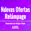 Abril ofertas mil en AliExpress 2021