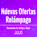 Julio de ofertas en AliExpress para Chile