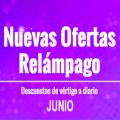 ¡Junio de ofertas relámpago en AliExpress!
