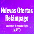 Comienzan las ofertas relámpago de Mayo en AliExpress para Chile