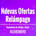 Noviembre: Ofertas relámpago en AliExpress