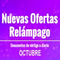 Octubre mes de descuentos en AliExpress