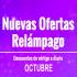 Octubre: Descuento de primavera en AliExpress