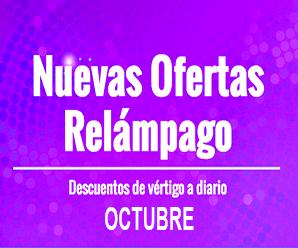 ¡Descuentos de Octubre en AliExpress!
