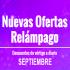 Comienza el mes de la Patria con ofertas en AliExpress para Chile