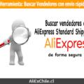 Herramienta: Buscar vendedores con AliExpress Standard Shipping