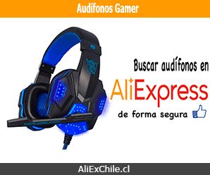Comprar audífonos gamer en AliExpress
