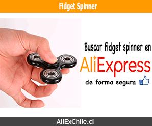 Comprar Fidget Spinner en AliExpress