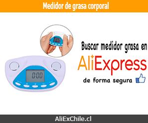Comprar medidor de grasa corporal en AliExpress