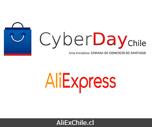 ¡Cyber Monday Chile en AliExpress!