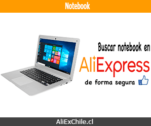 Comprar notebook en AliExpress