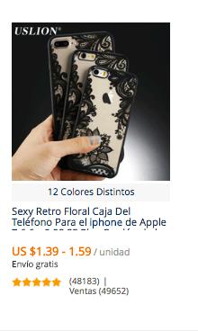 comprar carcasa para iphone 7 en aliexpress