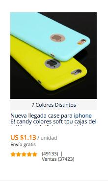 comprar carcasa iphone 7 en aliexpress