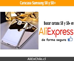 Comprar carcasa Samsung S8 o S8+ Plus en AliExpress