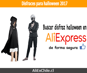Comprar disfraces para Halloween 2017 en AliExpress