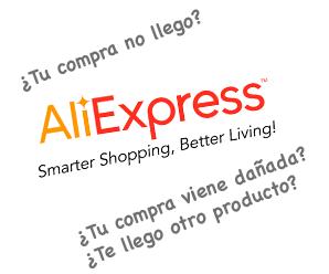 ¿Qué hacer si tengo problemas con la compra en AliExpress?