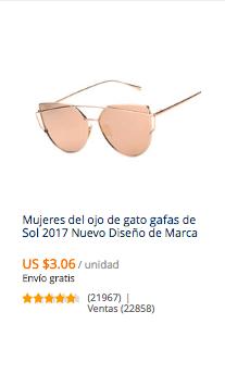 comprar gafas economicas en aliexpress
