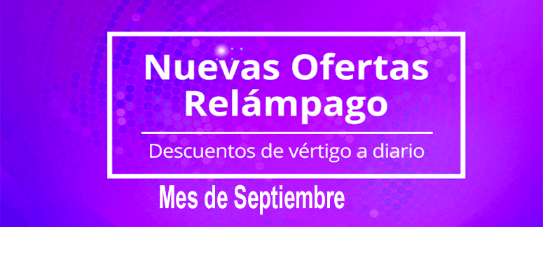 ¡Septiembre: Mes de la Primavera y ofertas en AliExpress!