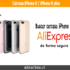 Comprar carcasa iPhone 8 en AliExpress desde Chile