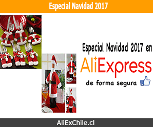 Especial Navidad 2017 en AliExpress