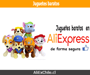 Comprar juguetes baratos en AliExpress