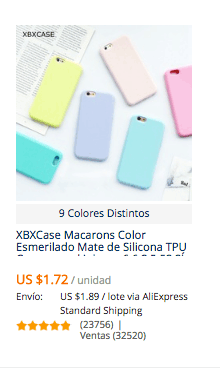 comprar carcasa iphone x en aliexpress