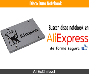 Comprar disco duro para notebook en AliExpress