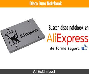 Comprar disco duro para notebook en AliExpress