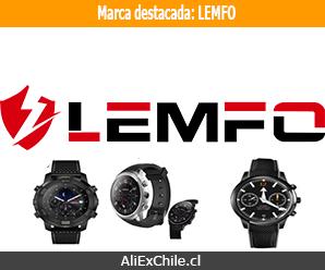 Marca destacada: LEMFO relojes inteligentes